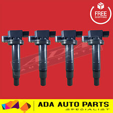 4 x BRAND NEW IGNITION COIL FOR TOYOTA ECHO PRIUS YARIS 1.3L 1.5L