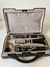 Buffet Crampon E11 Clarinet In Hard Case