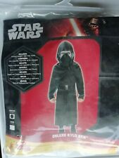Official Star Wars Deluxe Kylo Ren  child fancy dress costume World Book Day