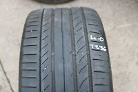 1 SINGLE CONTINENTAL SPORT CONTACT 5 245/40/R17 TYRE 91W DOT18 *4MM NO REPAIRS*