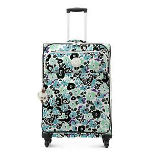 Kipling Parker Medium Rolling Luggage Field Floral2