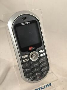 Philips CT3558 Silver ( VIrgin ) Mobile Phone