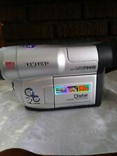 Samsung Sc-L906 Hi-8 Analog Camcorder Parts Only With Charger