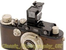 Leitz AUFSU Finder - Later Type with the Cross & Circle & Accessory Shoe 1935