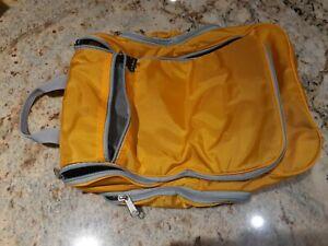 LL Bean Large Hanging Toiletry Travel Bag Shaving Kit Travel Pouch