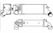 NRF Intercooler pour PEUGEOT 407 30277 - Pièces Auto Mister Auto