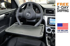Laptop Mount Holder Steering Wheel Desk Car Eating tray Table Vehicle Stand,New