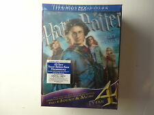Harry Potter and the Goblet of Fire Ultimate Edition (Blu-ray, 2010) NEW