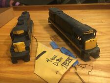 Santa Fe Diesels - Tyco & Athearn Santa Fe Freight GP-20 U-23B