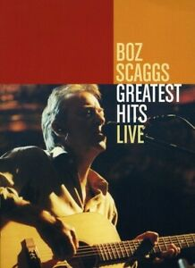 Boz Scaggs - Greatest Hits Live [New DVD] Digipack Packaging