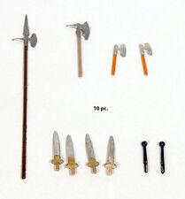 Original Elastolin weapons for 70mm figures #6