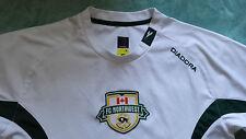 rare FC NORTHWEST Winnipeg, Canada DIADORA Football Shirt #51 Size: S VERY GOOD