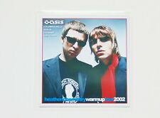 Oasis : live at Columbia Halle, Germany  Feb 2002