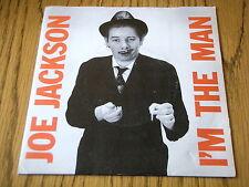"""JOE JACKSON-Je suis l'homme 7"""" vinyle PS"""