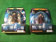 Underground Toys Doctor Who Uncle & Francesco the Vampire Figures (New)