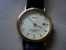 Large Case Gents Sekonda PC32 Japanese Movement  Working watch with Date