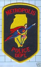 Police Patch - Illinois - Metropolis