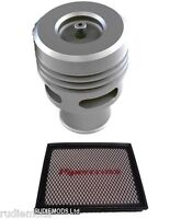 Ford Focus ST titanium Collins Dump Valve Kit AND Pipercross Panel Air Filter