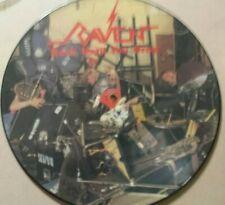 RAVEN - Rock Until You Drop (LP Picture Disc) ☆ FREE FAST POST