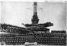 Photo. WW1. Ship - USS Pennsylvannia - Sailors