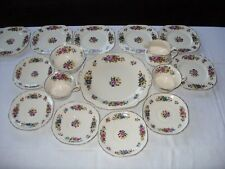 Vintage early 20th C Wedgwood & Co (Partial) Tea Service