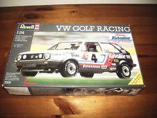 Revell Vw Golf kit modelo de coche de carreras de 1/24