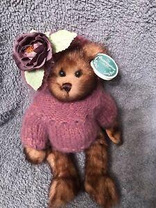 NEW Bearington Bear #1380 Colette