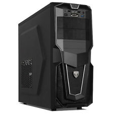AVP Storm 28 Gaming Pc Computer Tower case-Front USB 3.0 Porte & HD audio