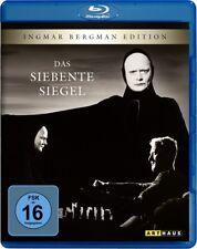 DAS SIEBENTE SIEGEL (Max von Sydow, Bibi Andersson) Blu-ray Disc NEU+OVP