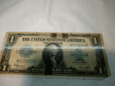 1923 $1 Large Size Silver Certificate in Plastic Holder