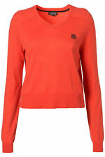Topshop V Neck Thin Knit Jumpers & Cardigans for Women