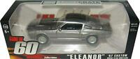 LootCrate Exclusive Gone in 60 Seconds Eleanor Custom 1967 Shelby Mustang 1:64