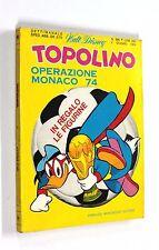 TOPOLINO n. 966 CON BOLLINI CLUB Walt Disney Mondadori 2 GIUGNO 1974
