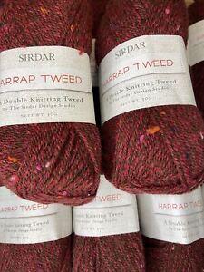 Sirdar Harrap Tweed Dk 10 X 50g Balls 0105