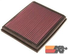 K&N Replacement Air Filter For BMW X5 V8-4.4L F/I, 2000-2007 33-2149