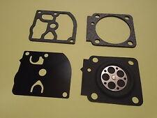 Diafragma de Carburador Junta Kit Stihl Zama Carburador FS C1Q S162 RB172 FS450 GND-98
