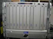 Spirent TestCenter SPT-9000A Chassis EDM-2003B, CM-1G-D12, CV-10G-S8, MX-100G-F2