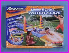 * 16' Water Tunnel Slip n Slide Banzai Limbo Beach Water Slide WaterSlide NEW *