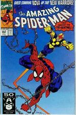 Amazing Spiderman # 352 (Mark Bagley) (Estados Unidos, 1991)