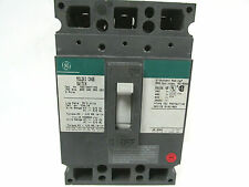 * GENERAL ELECTRIC 150 AMP 3 POLE MOLDED CASE SWITCH TED136YT150   .   VC-50