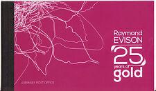 GUERNESEY 2013 RAYMOND EVISON FLEURS PRESTIGE LIVRET NON MONTÉS EXCELLENT ÉTAT,