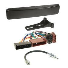 Ford Galaxy 00-06 1-Din Car Radio Installation Set Adapter Cable RADIO FACEPLATE
