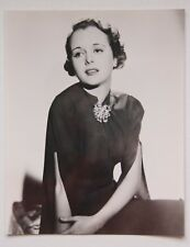 MARY ASTOR. 1940s MOVIE ACTRESS. VINTAGE 10X8 BW PHOTOGRAPH