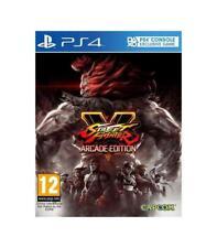 Capcom PS4 Street Fighter V arcade