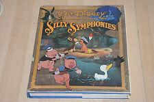 Livre Le monde merveilleux des Silly Symphonies - Walt Disney