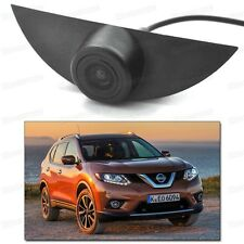 Car CCD Front View Camera Logo Embedded for 2014-2017 15 16 Nissan X-Trail SUV