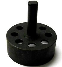 L11011 1/5 Scale RC 23cc 26cc 29cc Petrol Engine SMT Flywheel Steel Black x 1
