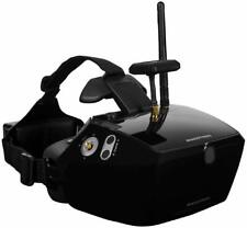 Swagtron 4-UP Auricular Ligero FPV la reducción de la vibración swagdrone Video Gafas con pantalla HD