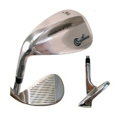 CONFIDENCE GOLF CARBON STAINLESS STEEL MEN'S LEFT HAND 52° GAP WEDGE GOLF CLUB