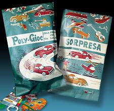 Piñata | Italie fin 50er avec jouets en plastique > Voitures Avions etc.